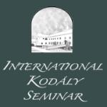 Kodaly Seminar logo